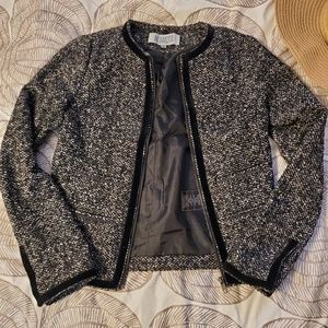 BB Dakota Tweed Jacket XS
